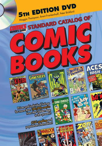 Standard Catalog of Comic Books DVD