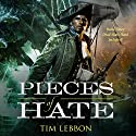 Pieces of Hate Audiobook by Tim Lebbon Narrated by Scott Sowers