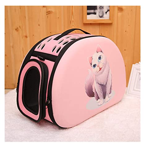 CMXX Cute Pet Carrier Bag Impermeable Portátil Exterior Gatos ...