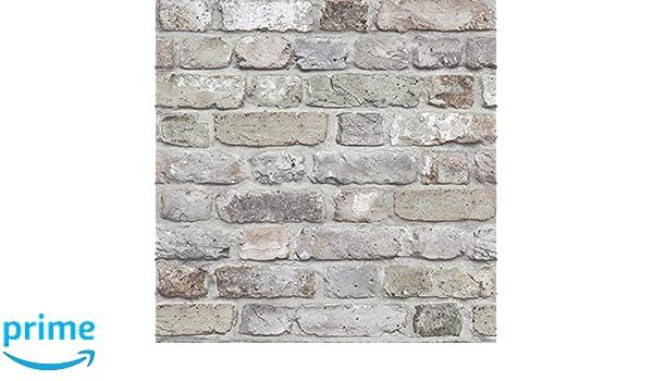 Grandeco fc2501/Thema fachada patr/ón l/ínea papel pintado 10,05/x 0,53/M multicolor