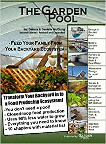 The garden pool second edition feed your family from for Garden pool dennis mcclung