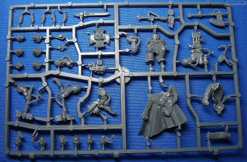 Games Workshop Wolf Guard Space Marine Terminator Squad Warhammer 40k by Games Workshop (Image #5)