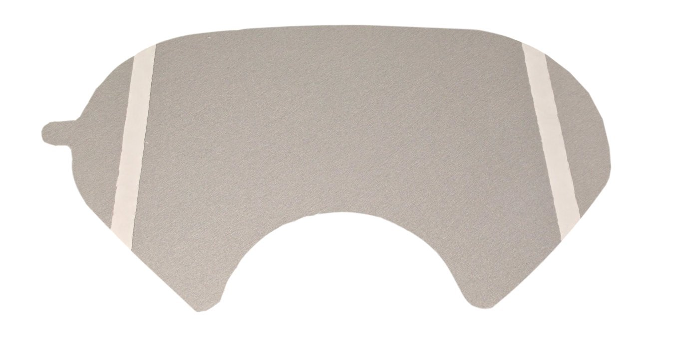 SlagelFoam Lens Cover 6885, Mask Protector (pack of 25)