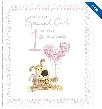 Boofle - Tarjeta de cumpleaños para niña especial en tu ...