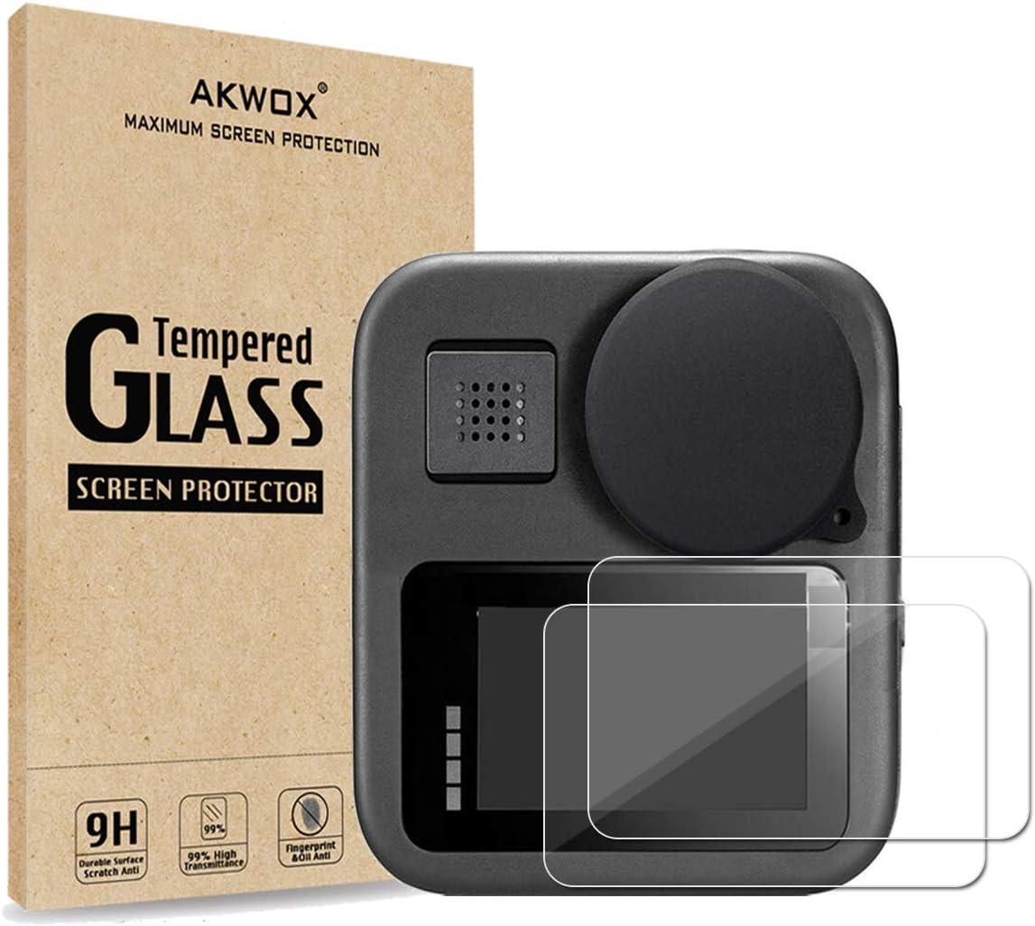 Protector de pantalla para cámara de acción Gopro Max (2u)