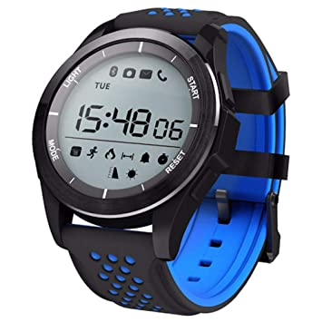 Wolfsay Brazalete Deportivo F3 Bluetooth Smart Watches for ...