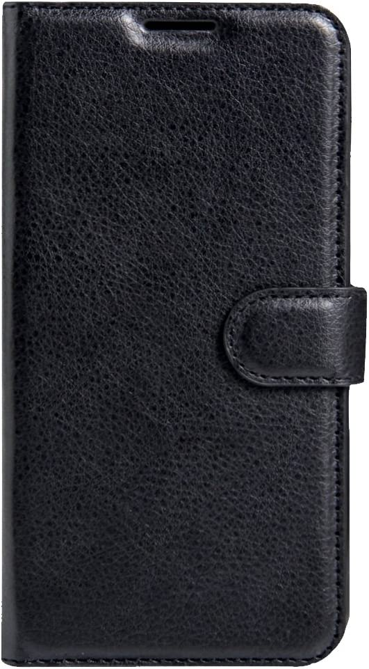 ZENGMING Tablet PC Case Cover for Lenovo Vibe P2 C72 Litchi Texture Horizontal Flip Leather Case with Magnetic Buckle & Holder & Card Slots & Wallet(Black) (Color : Black)
