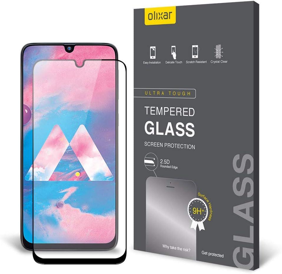 Olixar - Protector de Pantalla para Samsung Galaxy M30 (Cristal ...