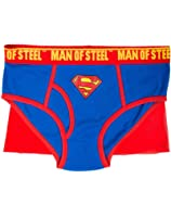 Superman Caped Brief Underwear For Men by Briefly Stated