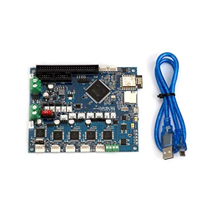 Amazon com: Duet 2 WiFi V1 04 Upgrades Controller Board