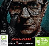 Tinker Tailor Soldier Spy: The Karla Trilogy Book 1 (George Smiley (5))
