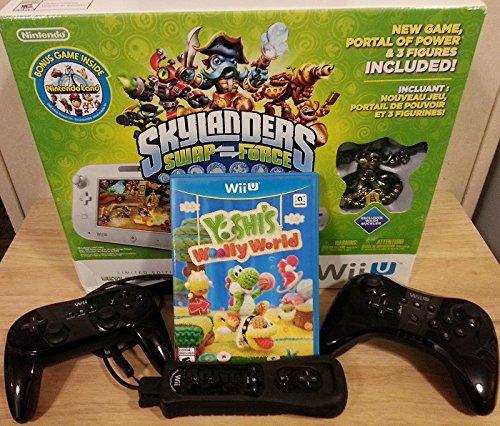 Nintendo WUPSWAAE Wii U Cnsl Skylanders SWAP LE (WUPSWAAE)
