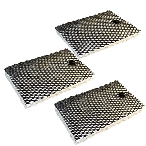 HQRP 3-Pack Filter for Holmes Humidifier HM729, HM729G, HM4600, HM4600HD, HM630 + HQRP Coaster