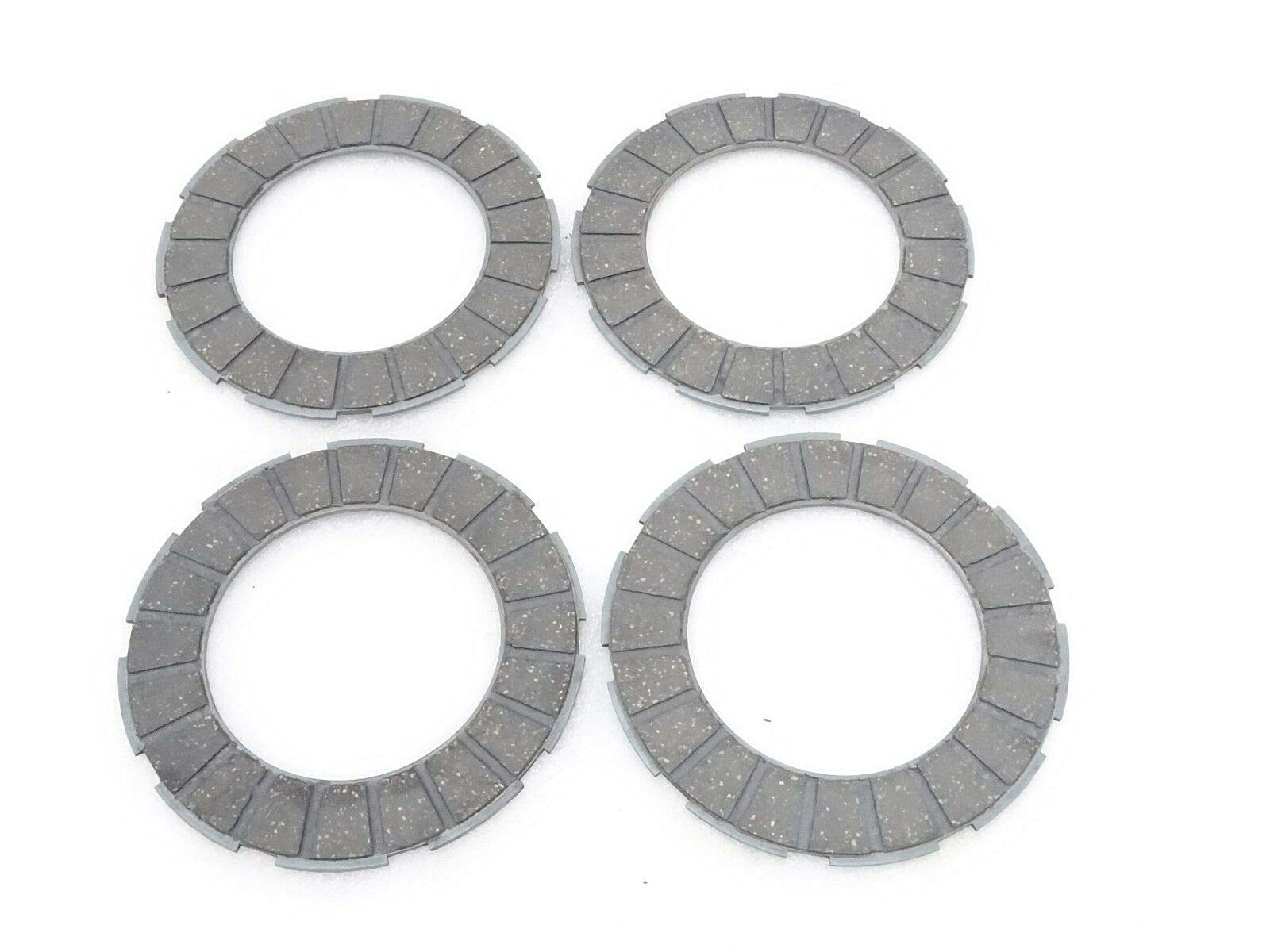 Royal Crusaders MATCHLESS CIVIL MODEL CLUTCH PLATE SET OF 4