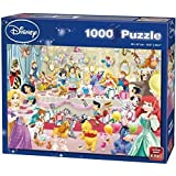 KING 5264 Disney Happy Birthday Puzzle (1000-Piece) by KING