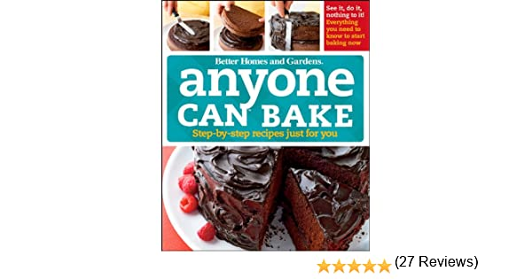 Anyone Can Bake StepByStep Recipes Just For You Better Homes - Better homes and gardens brownie recipe