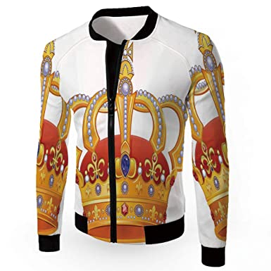 5253589a Image Unavailable. Image not available for. Color: Jackets,King,Fashion  Lightweight Hoodie ...