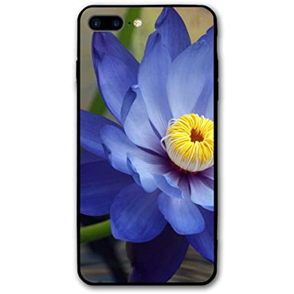 Amazoncom Wialfig Blue Lotus Flower Meaning And Symbolism Iphone 8