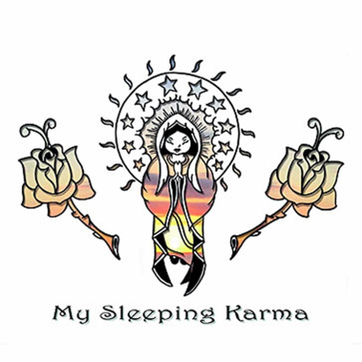 CD : My Sleeping Karma - My Sleeping Karma (Holland - Import)