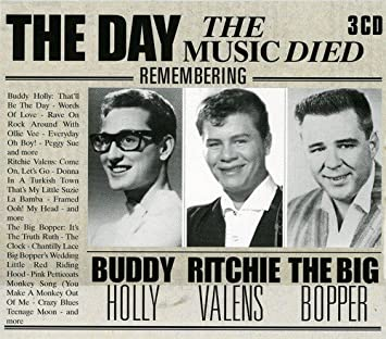 Image result for the day the music died""