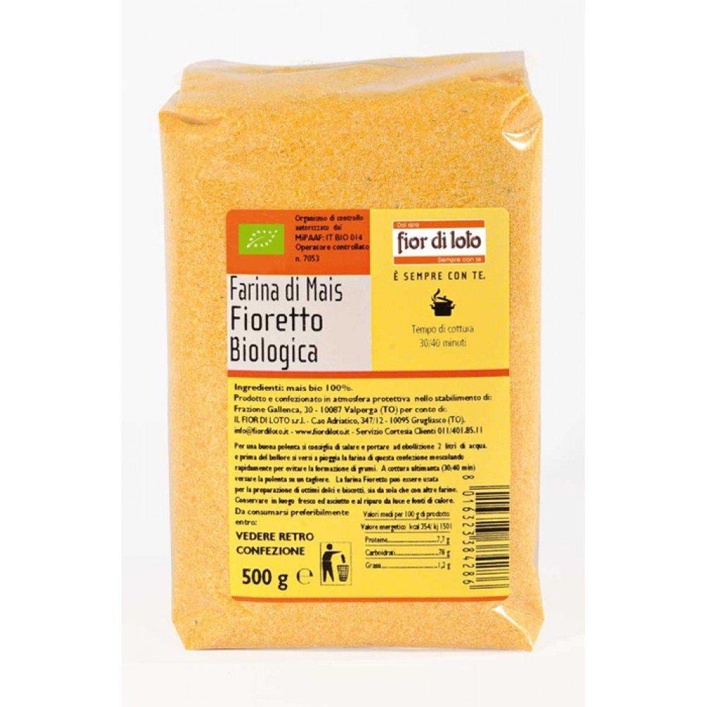 farina mais fioretto bio 500g: amazon.it: salute e cura della persona - Farina Arredo Bagno