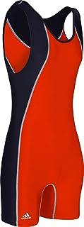adidas Large Panneau latéral pour Homme XXXL: Orange/Noir