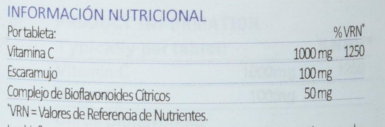 Lamberts Vitamina C 1000mg con Bioflavonoides y Escaramujo - 180 Tabletas: Amazon.es: Salud y cuidado personal