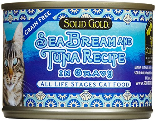 Solid Gold Sea Bream & Tuna Can - 24 X 6Oz