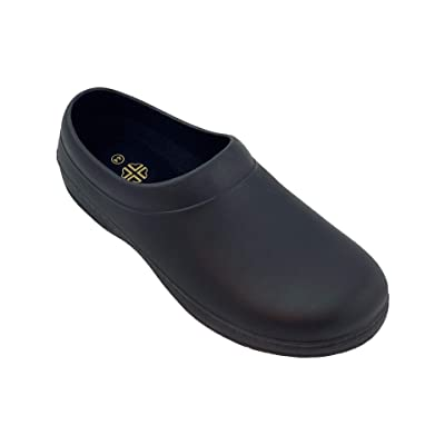 Labo Pro Men's and Women's Slip Resistant Work Shoe | Great Nursing or Chef Shoes | Mules & Clogs