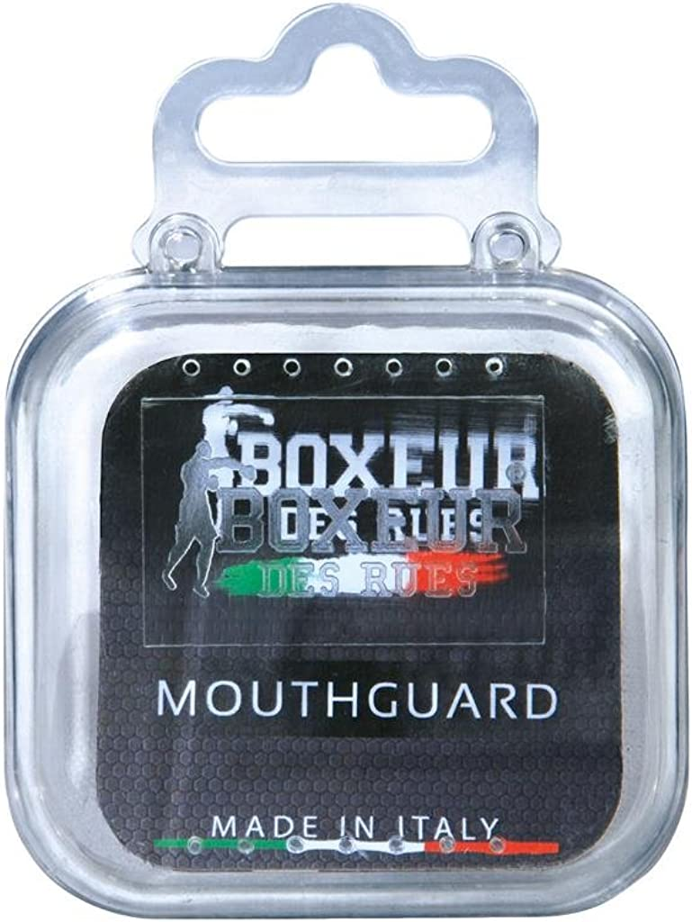 BOXEUR DES RUES Fight Activewear Protector Bucal
