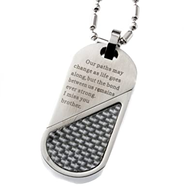 amazon com r h jewelry stainless steel sentiment pendant necklace