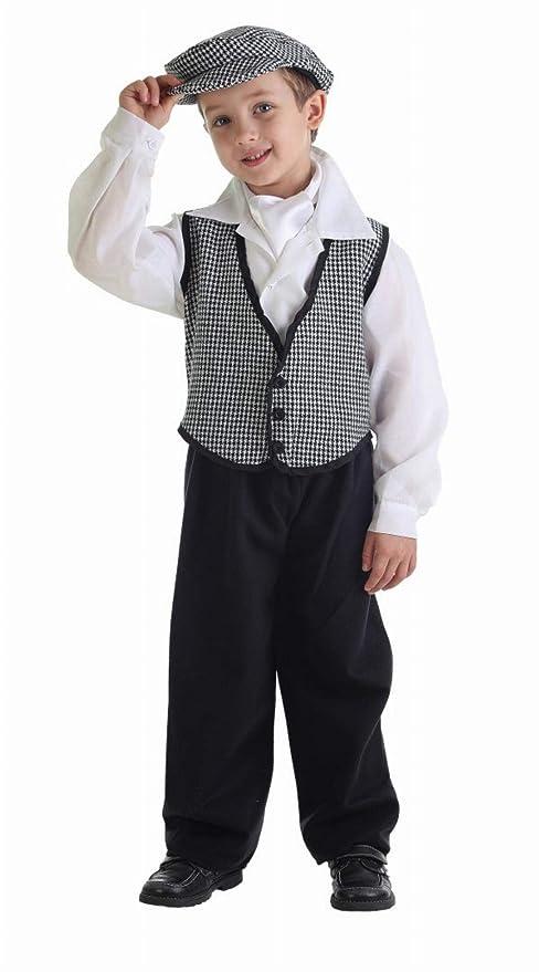 LLOPIS - Disfraz Infantil chulapo Coral t-s: Amazon.es ...