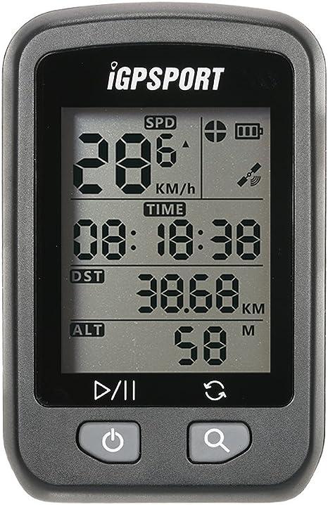 Pink Gellac Ciclocomputador GPS inalámbrico resistente al Aagua ...