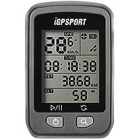 Lixada IGSPORT GPS Cyclisme Ordinateur IGS618 Ant + Fonction avec Route Carte Navigation Vélo Vélo GPS Ordinateur Odomètre