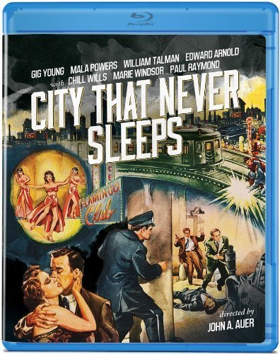 City That Never Sleeps [Blu-ray] by Olive Films by John H. Auer