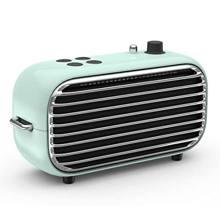 Review Vintage Bluetooth Speaker -