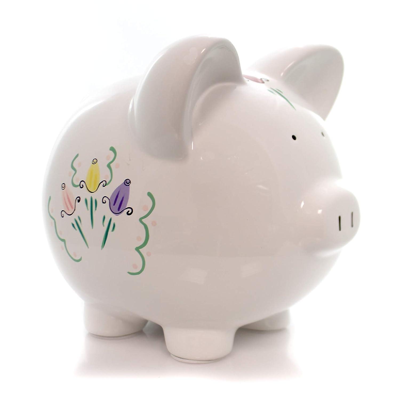 Bankバンクローズ花びらセラミックCeramic Piggy xc400plr   B00CVGCQ5I