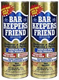 Barkeeper's Friend Powder Cleanser, 21 oz-2 pack