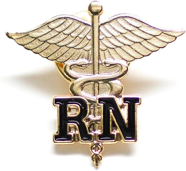 Rn Registered Nurse Emblem...