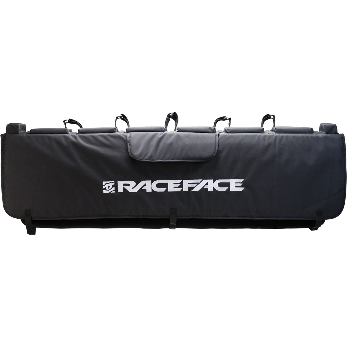 Race Face Tailgate Pad, Black, Small/Medium-57inch