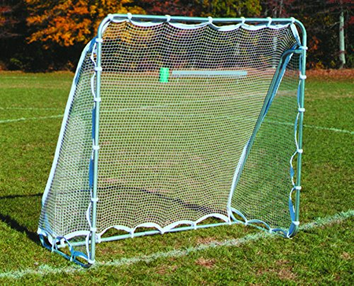 Goal Sporting Goods Steel Soccer Rebounder, 6 x 6-Feet, Silver by Goal Sporting Goods