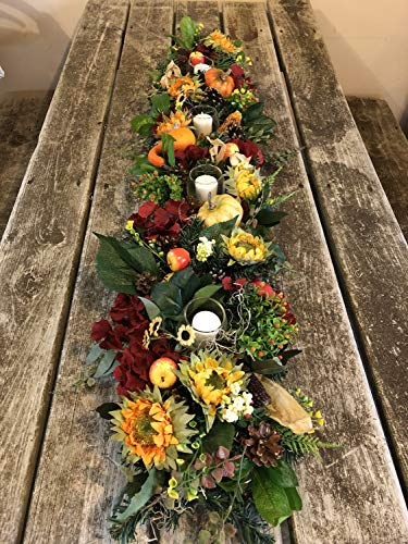 fall centerpiece, thanksgiving ()