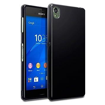 Terrapin – Funda Carcasa de Gel TPU para Sony Xperia Z3 – carcasa