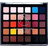 Paleta de sombras cores variadas - 30 cores de alta pigmentação e durabilidade