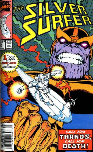 Silver Surfer: Rebirth of Thanos (Fantastic Four) PDF