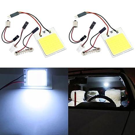 TABEN 48-COB-SMD - Kit de luces LED para interior de coche,