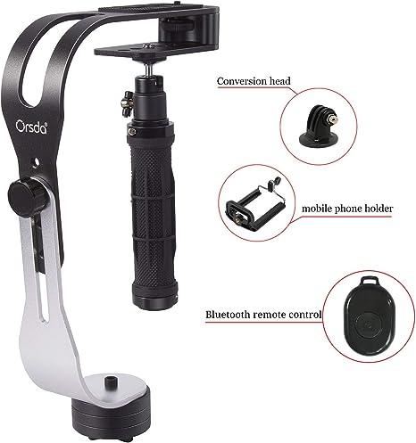 Orsda Cabeza Reflex estabilizadores de movil cámara DSLR Cámara ...