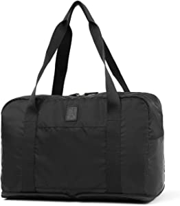Travelpro Essentials-SparePack Foldable Duffel Bag, Black, One Size