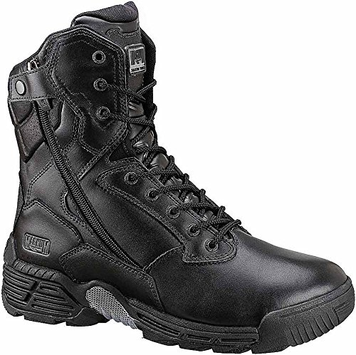 8 Cuir Chaussures Force Zips Stealth rangers Dsz 0 2 Wp qpAvtpU