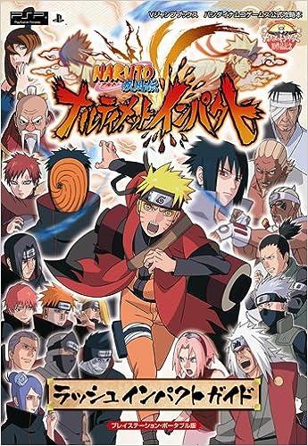 Naruto shippuÌ